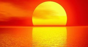 Ηλιοβασίλεμα στη Σάμο