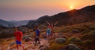 Hiking in Samos