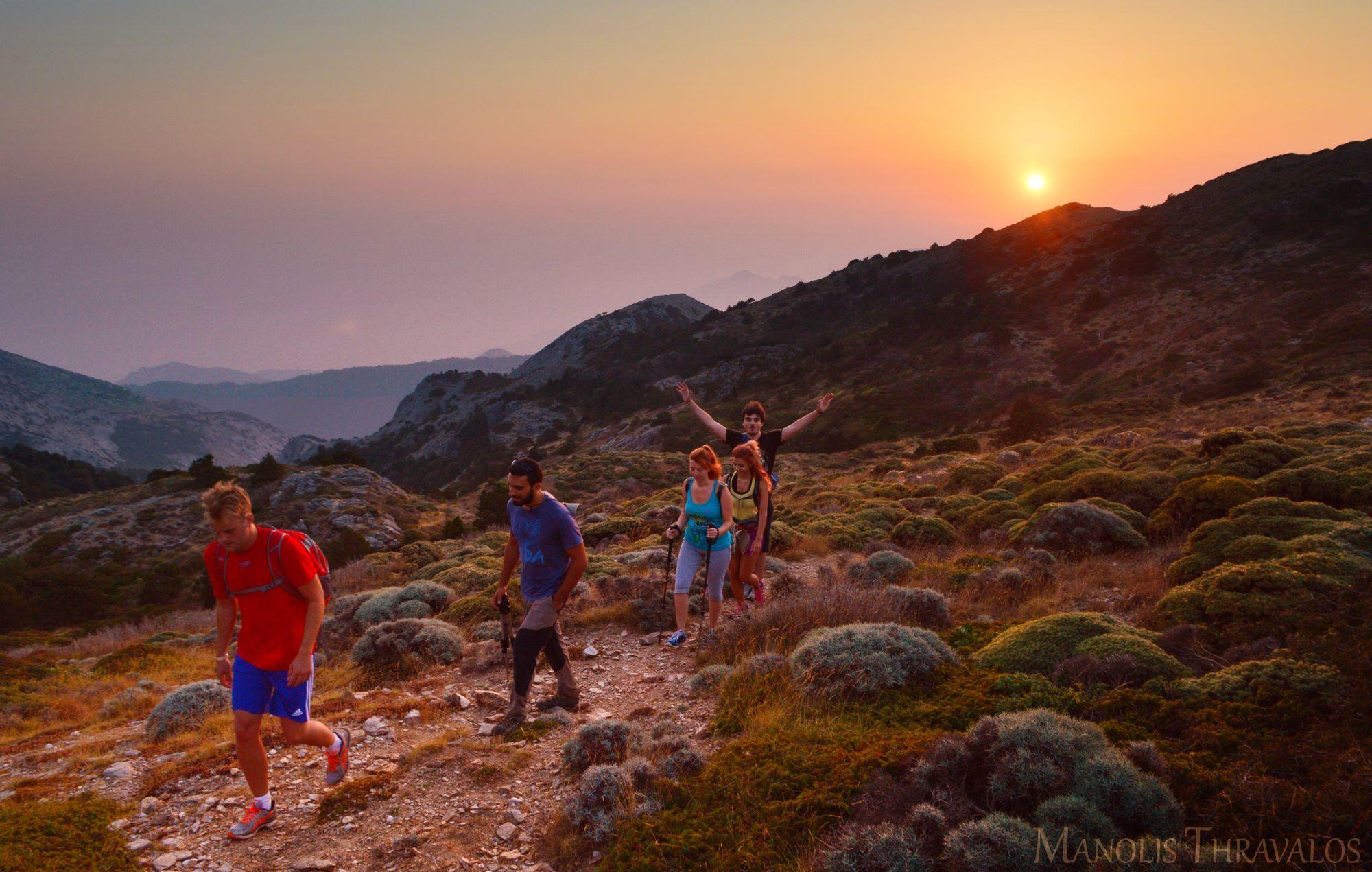 Hiking in Samos - destsetters