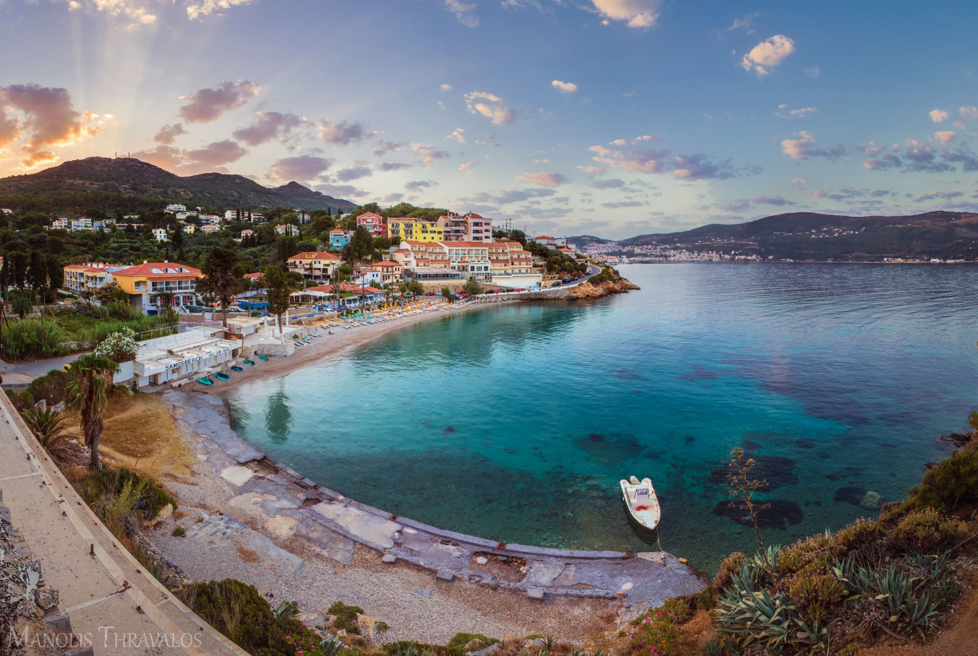 September in Samos - destsetters
