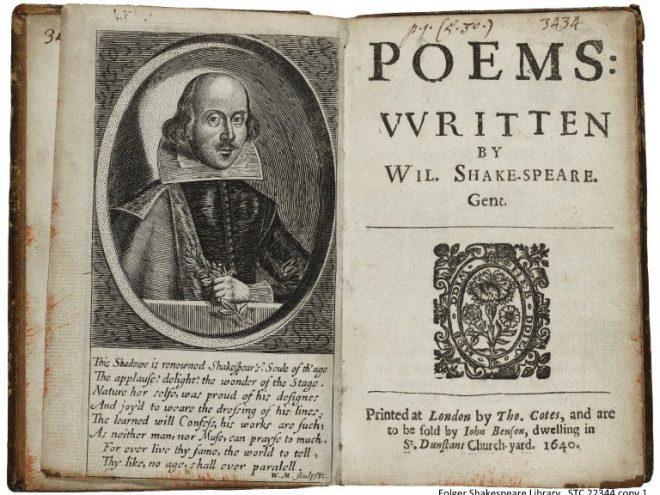 Τα Σονέτα Του Και ο Σαίξπηρ