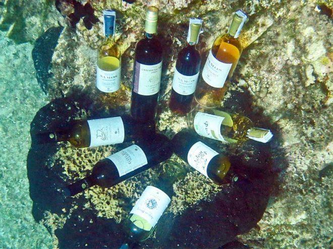 Κρασιά Σάμου για τη Σαρακοστή