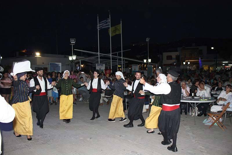 9ο Φεστιβάλ Γεύσης και Παράδοσης Αιγαίου
