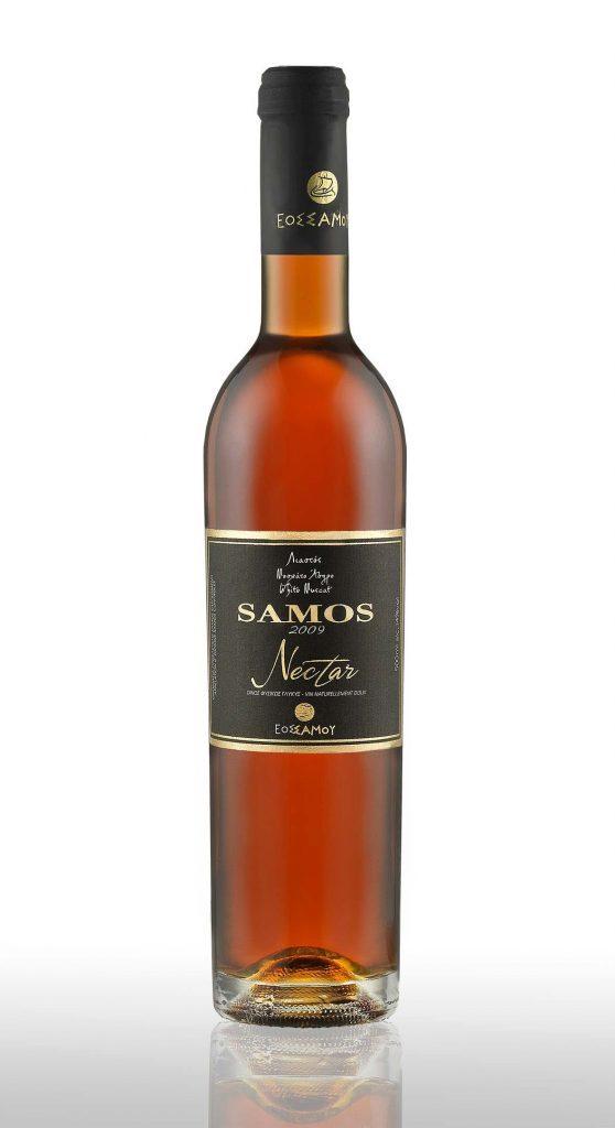 nectar Samos wine