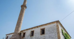 Τζαμί στη Σάμο: Ξέρετε γιατί δεν χτίστηκε ποτέ;